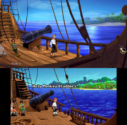Secret of monkey island hints and tips