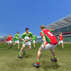 Gaelic Games Football, PS2 (IR Gurus 2005)