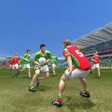 Gaelic Games Football, PS2 (IR Gurus 2005)