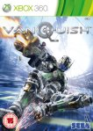 Vanquish Xbox 360 box