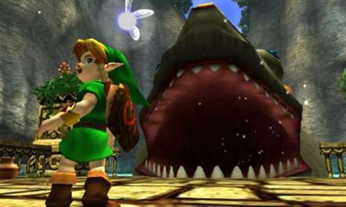legend-of-zelda-ocarina-of-time-3d-screenshot 1