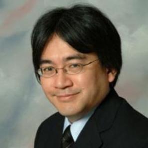 Satoru Iwata: adorable.