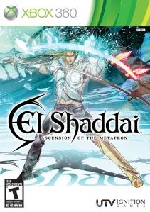 El Shaddai Ascension of the Metatron box art