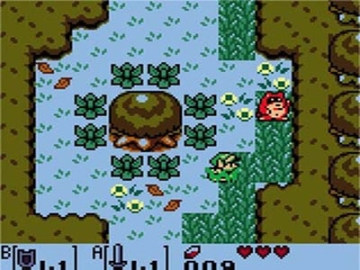 What I want to know is who's leaving all of these rupees and hearts in the grass. Careless elves?