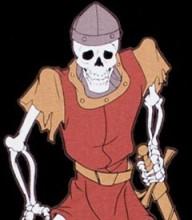DirkSkeleton