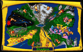 I never did work out how a part of the island in Lemmings 2 was in space.