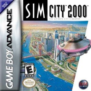 sim city 2000GBA