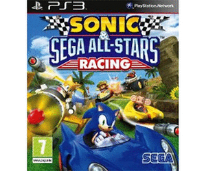 Sonic and Sega Racing