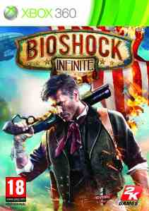 Bioshock Infinite PAL cover