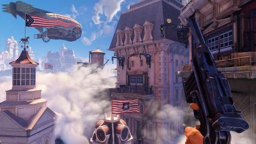 Bioshock Infinite screenshot 1