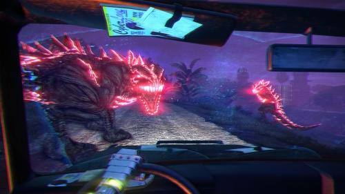 Neon dinosaurs? YEEEESSSSSSSSS!