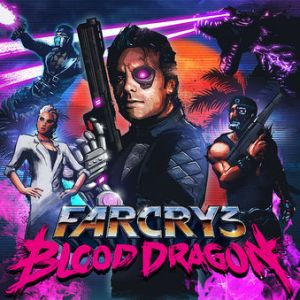 Far Cry 3 Blood Dragon logo