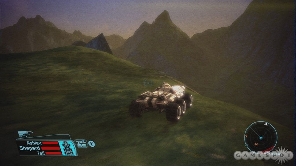 Does anyone remember Big Trak? Clearly Bioware does.