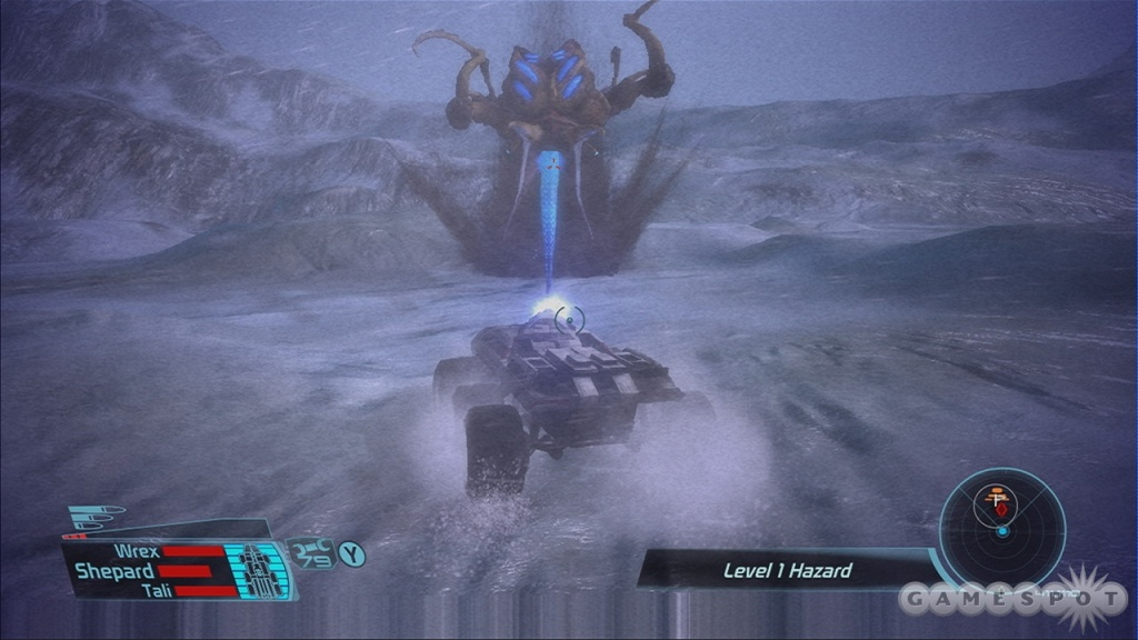 The magical disappearing Thresher Maw.