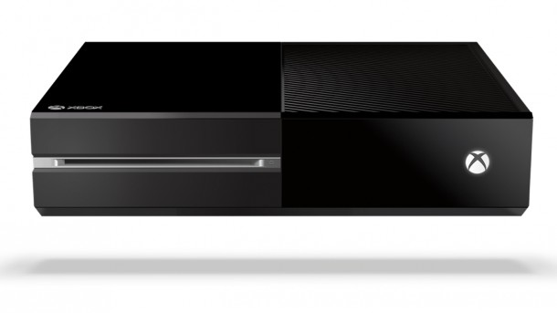 One of the most exciting design features of the Xbox One is that it floats.