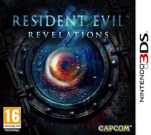 Resident Evil Revelations 3DS Box Art