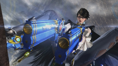 Bayonetta 2 - a new haircut isn't going to sell consoles.