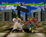 Battle Arena Toshinden PS1