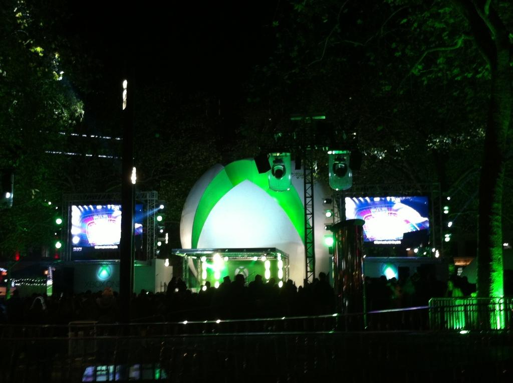 Xbox One launch 1