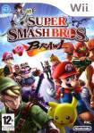 Super Smash Bros Brawl box art PAL