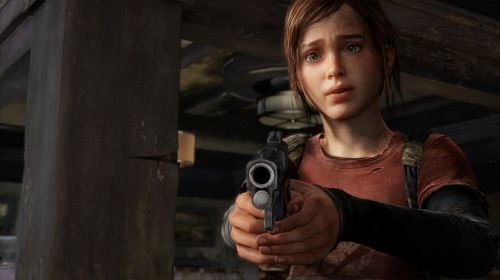Apparently Ellen Page accused the designers of ripping off her likeness for Ellie - you can see her point.