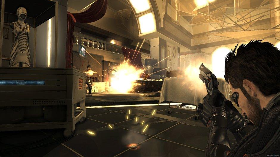 Deus Ex Wii U Directors Cut 1