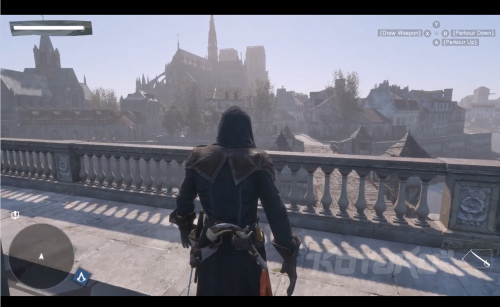 Ubisoft had the resources to recreate 18th century Paris, but not to include female assassins...