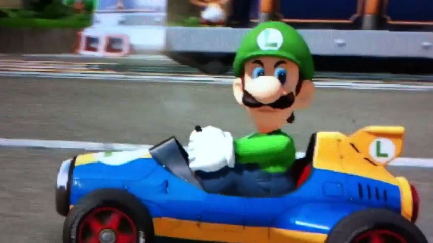 The Luigi Death Stare meme has had me in stitches: http://www.kotaku.co.uk/2014/06/04/best-luigi-death-stare-videos