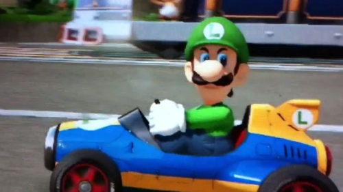 The Luigi Death Stare meme has had me in stitches: http://www.kotaku.co.uk/2014/06/04/best-luigi-death-stare-videos