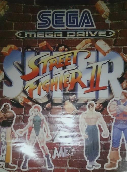SSF2 Mega Drive