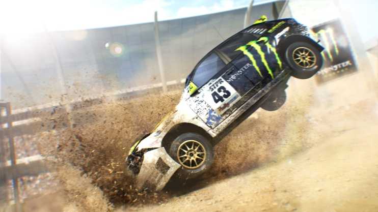 Dirt2Screen
