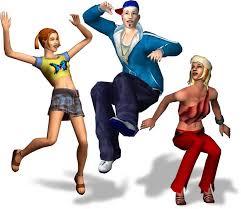 SimsBustinOut
