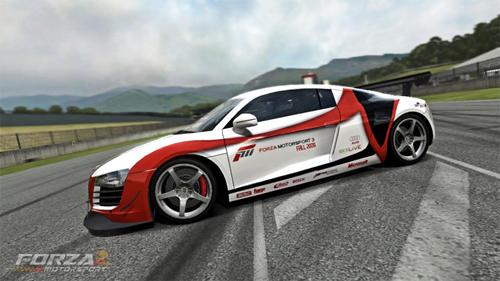 Forza2 screen