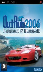 Outrun Coast 2 Coast PSP