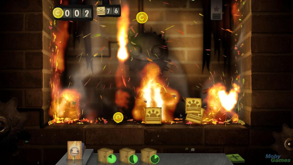 Little Inferno: it's mostly about burning things.