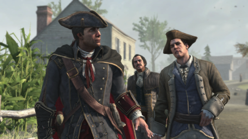 Haytham: more interesting than Connor.