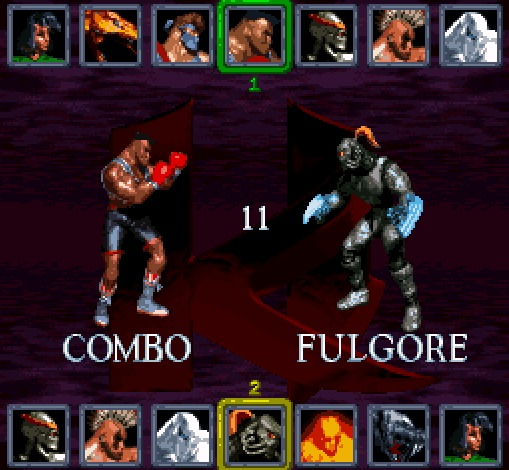 Image result for Killer Instinct SNES