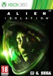 Alien Isolation Xbox 360 cover