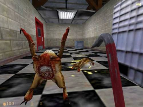 Did you ever finish Half-Life?