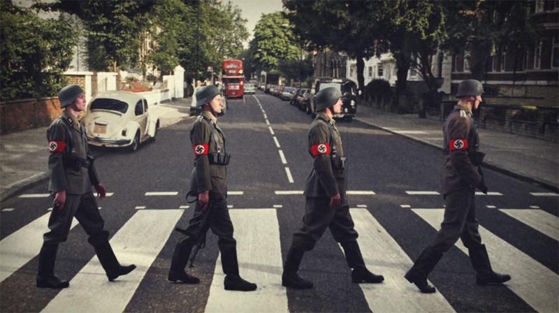 Wolfenstein The New Order Abbey Road