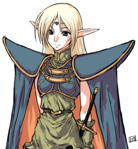 Deedlit-the-elf
