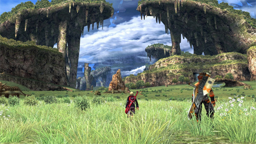 Xenoblade Chronicles is a fantastic game, but very, very long...