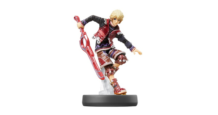 The Shulk amiibo - nice if you can get it.