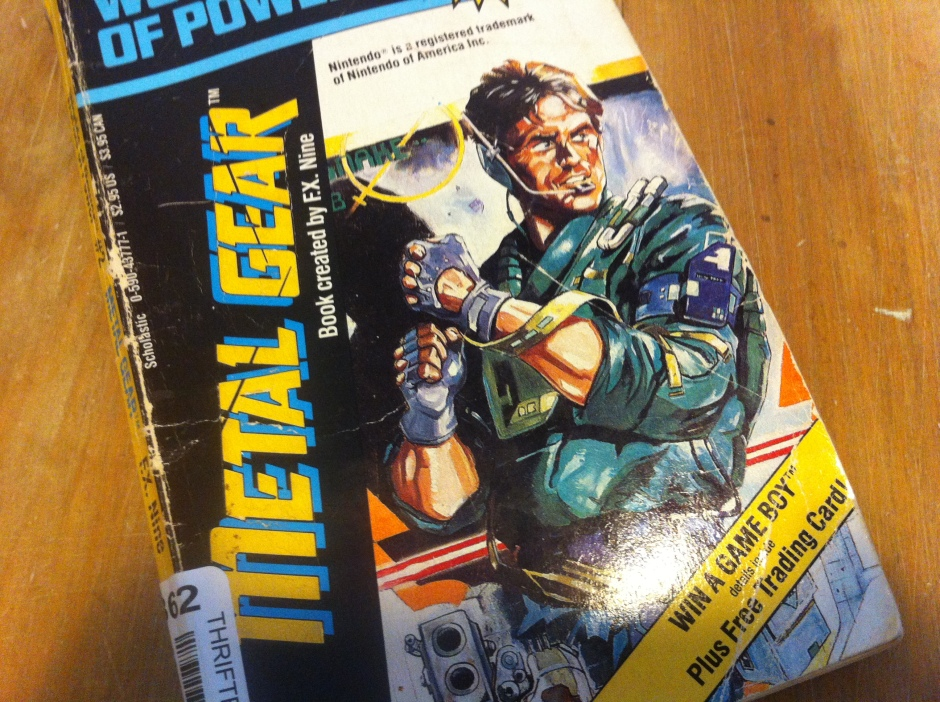 Metal Gear novel