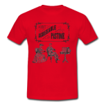 Red Most Agreeable T-shirt
