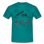 Teal Most Agreeable T-shirt