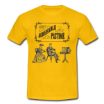 Yellow Most Agreeable T-shirt