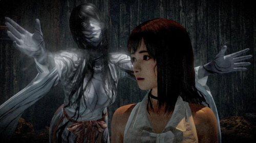 Project zero maiden of black water screenshot