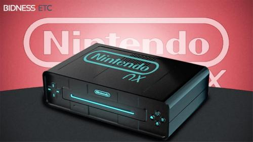 The NX - it almost definitely won't look anything like this.
