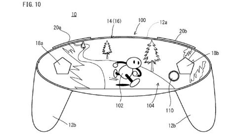 Who knows what this possible NX controller patent is all about...